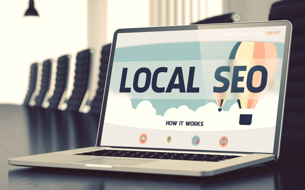 Factores Internos de Posicionamiento SEO Local